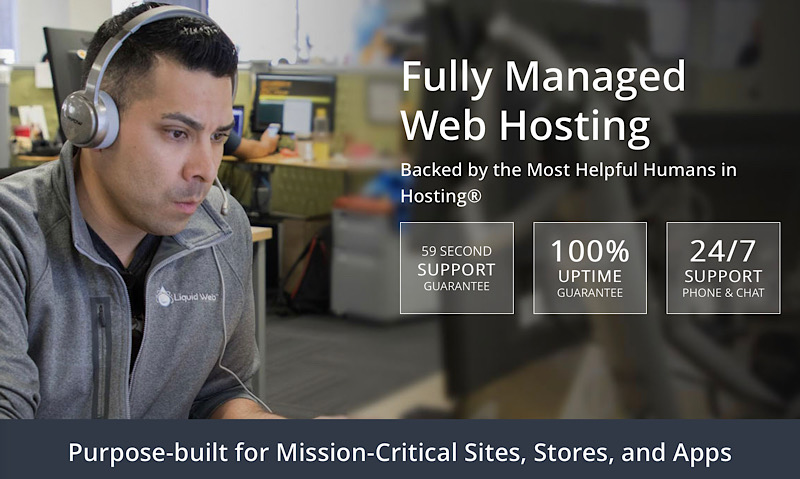 Liquid web managed wordpress hosting review