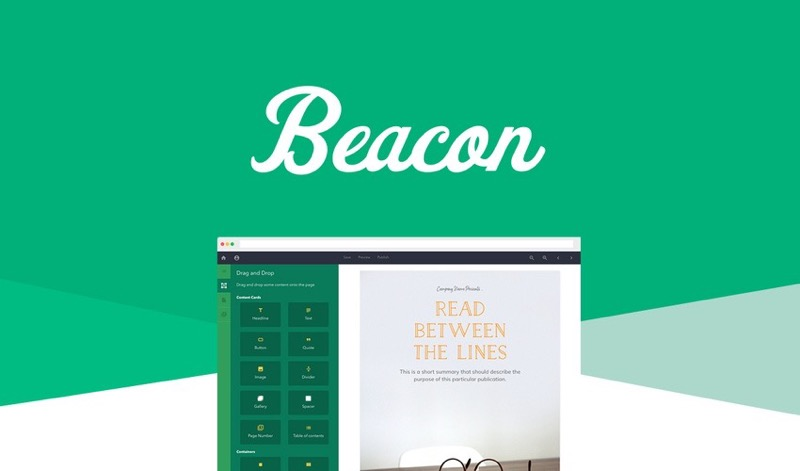 Beacon Lifetime AppSumo Deal