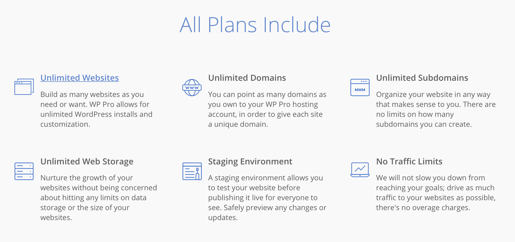Bluehost pricing managed wordpress hosting