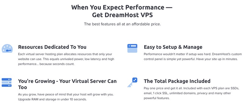 Dreamhost pricing plans 2020