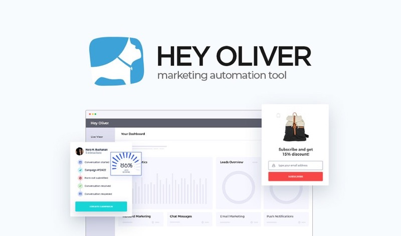 Hey Oliver Lifetime AppSumo Deal
