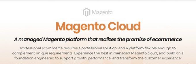 Best Managed Magento hosting 2020
