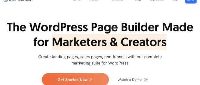 best wordpress landing page builder plugin