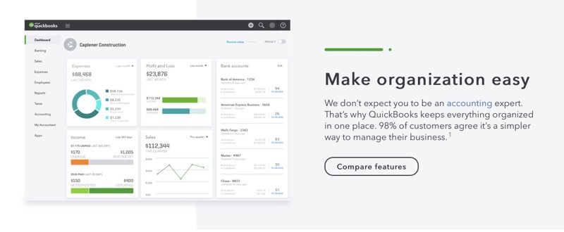 Quickbooks software review