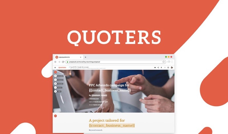 Quoters Lifetime AppSumo Deals