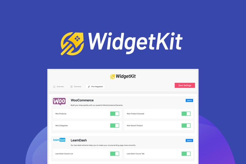 WidgetKit Lifetime AppSumo Deal