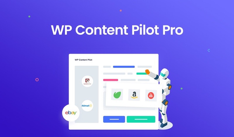 WP Content Pilot Pro Appsumo Lifetime Deal