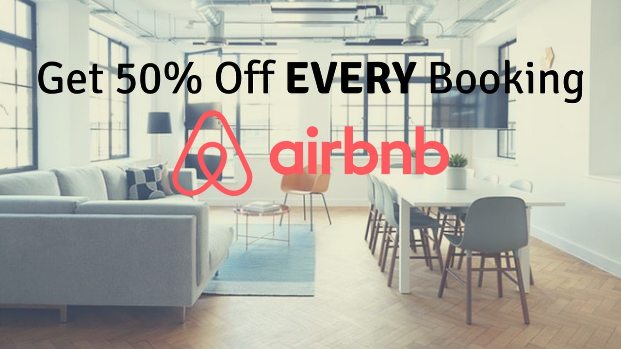 airbnb coupon 2018
