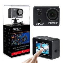 akaso brave 5 review gopro alternatives