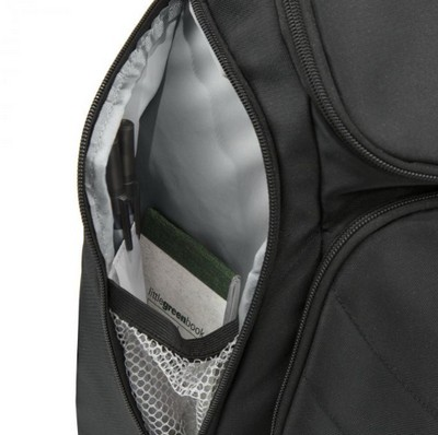 anti theft backpack zippers
