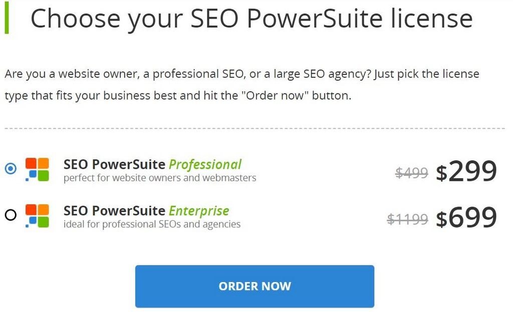 best ahrefs alternative seo powersuite