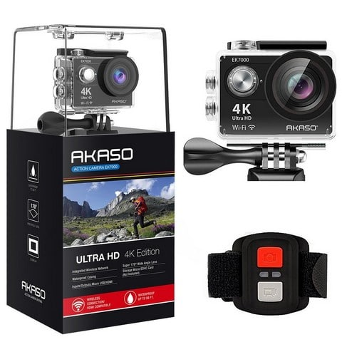 cheap gopro alternative 2018 akaso ek700