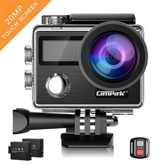 best gopro alternatives campark 4k