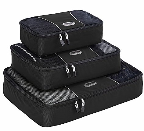 best packing cubes for travel 2019