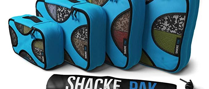 best packing cubes for travel 2018