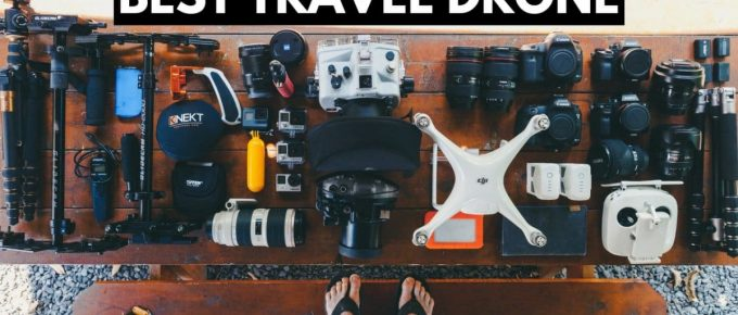 BEST Drone For Travel 2018