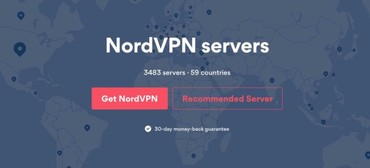 nord vpn best vpn for travel