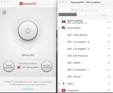 express vpn best vpn for travel
