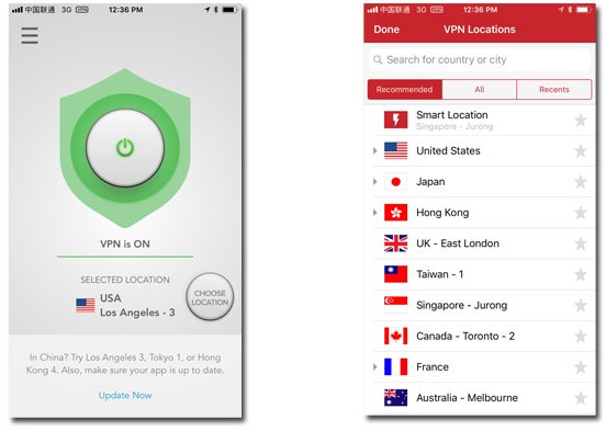 best vpn for travel express vpn