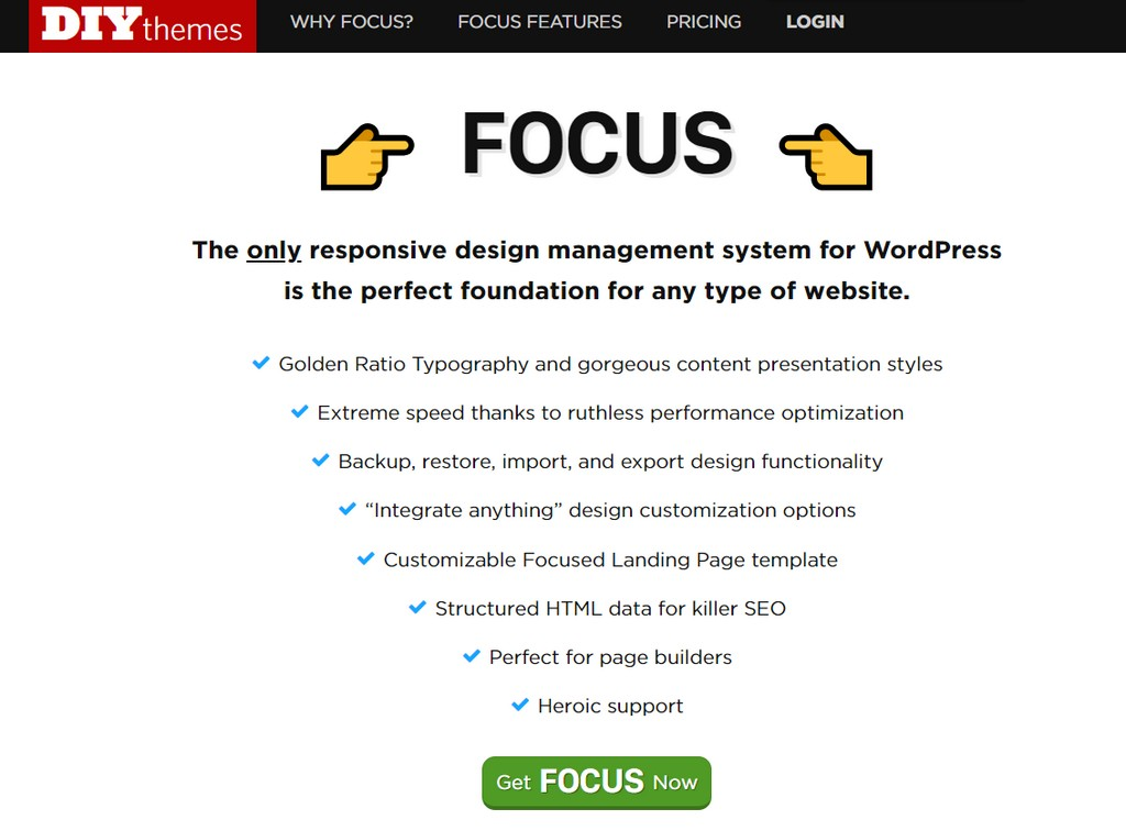 best wordpress theme providers 2019