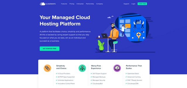 cloudways wordpress hosting review 2019