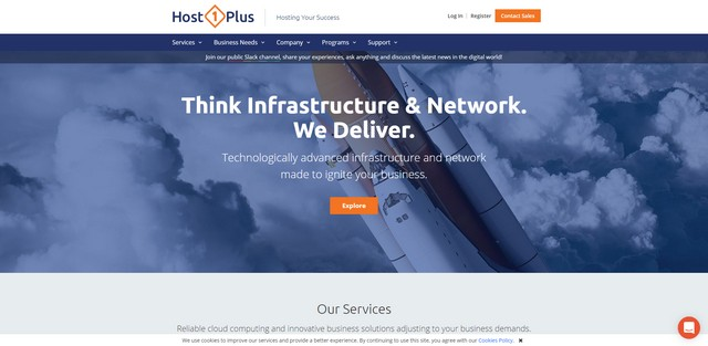 best cheap cloud hosting host1plus