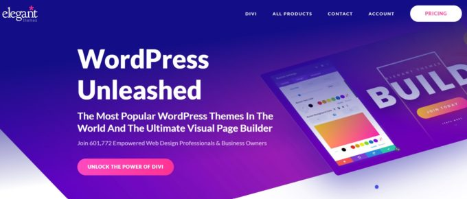 best Wordpress landing page builder 2020