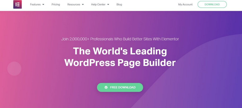 elementor discount code page builder review 2019