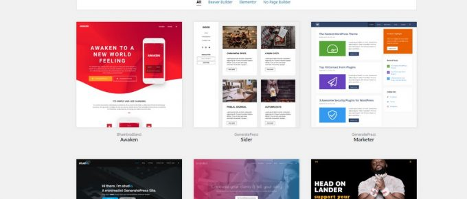 GeneratePress Review: A Fast-Loading Multipurpose WordPress Theme