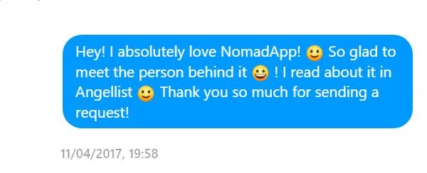 get clients nomadapp