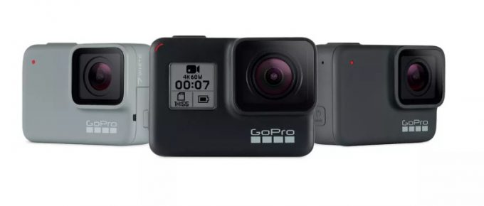 Differences Between GoPro Cameras