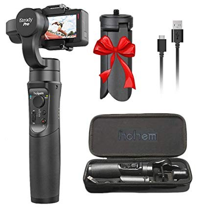 best action camera gimbal 2019