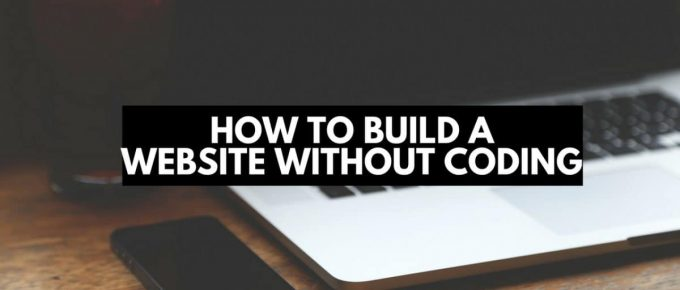 How To Build A Website Without Coding For A Cafe or Small Business