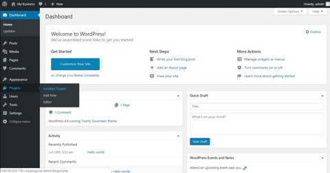 how to build a website without coding using wordpress