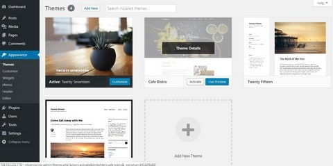 how to build a wordpress website without coding