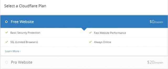 speed up wordpress site cloudflare