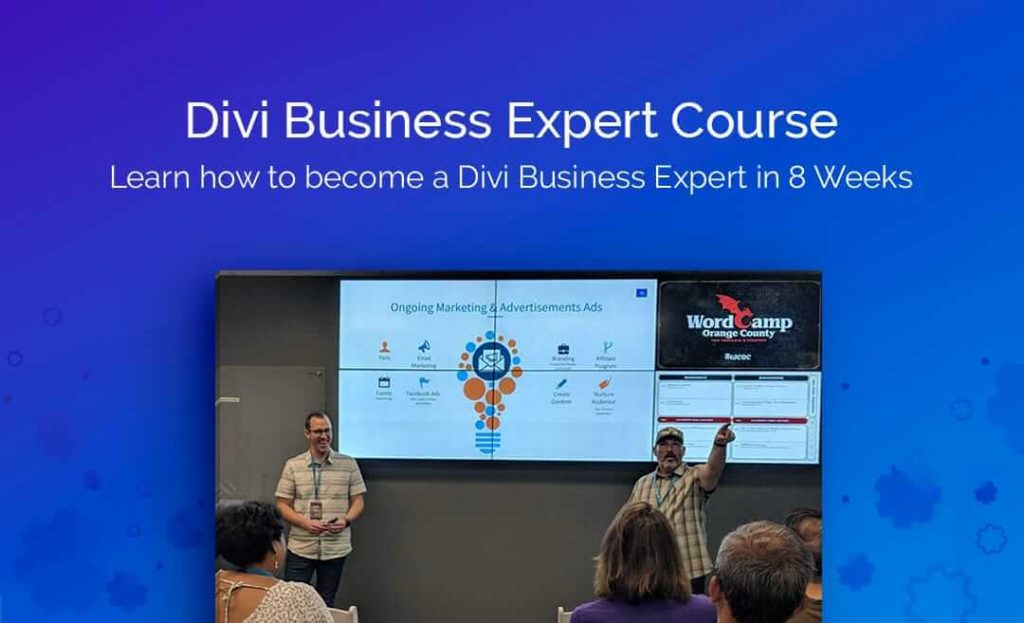 Divi Business Expert Course Coupon Code