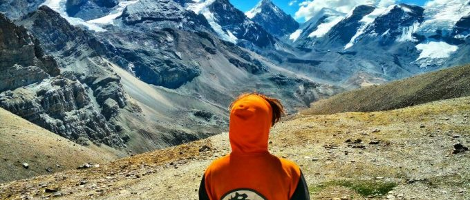 Trekking The Third Highest Mountain Pass With Everything I Own