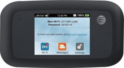 ZTE Velocity - Simple To Use Unlocked Mobile Hotspot