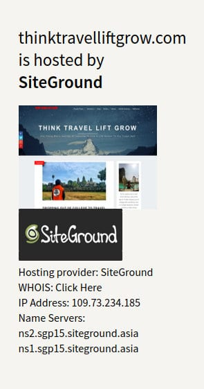 siteground startup hosting review 2020