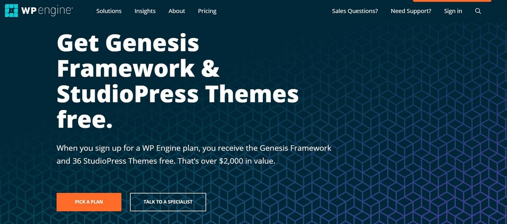 thesis themes alternatives genesis framework
