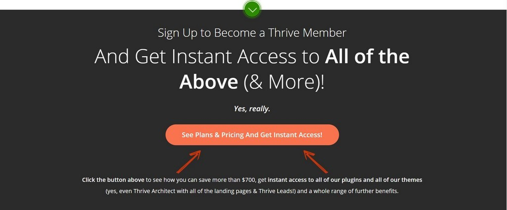 thrive leads discount code