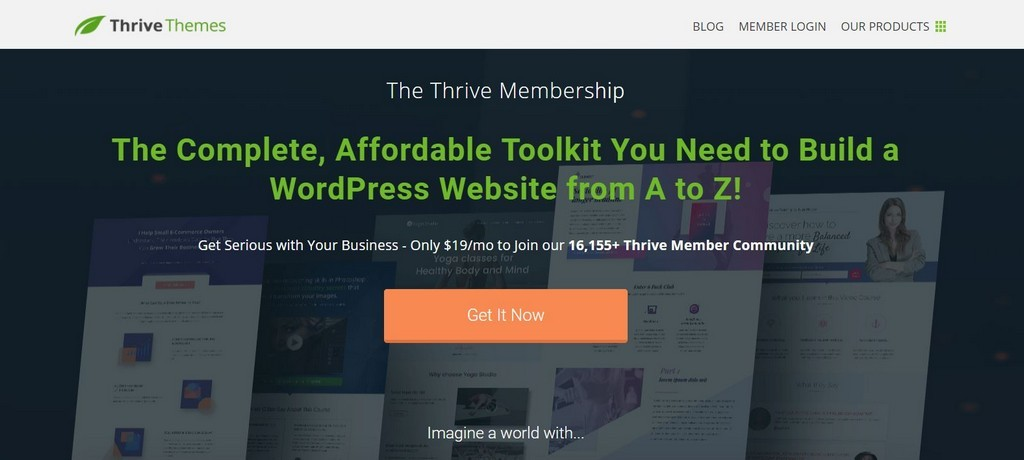 thrive leads thrive membership