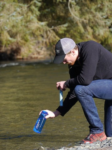 lifestraw bottle filter review