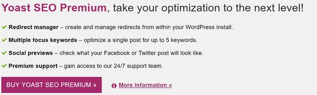 yoast seo wordpress yoast premium settings