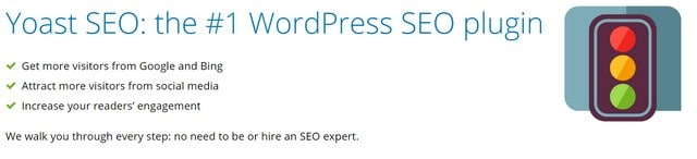 yoast seo wordpress settings